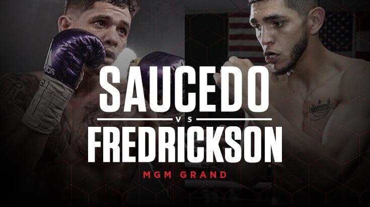 Alex Saucedo vs Sonny Frederickson Live Boxing Streams Reddit