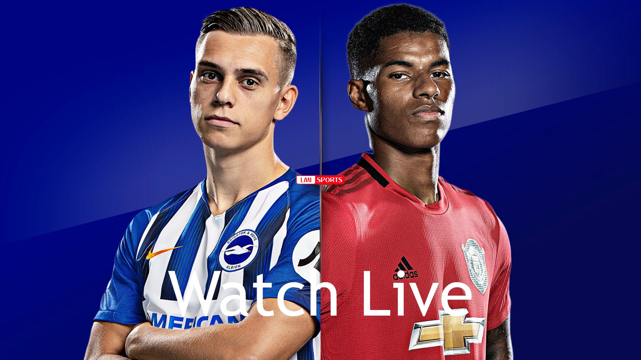 EPL Live: Brighton vs Man United Reddit Soccer Streams26 Sep 2020