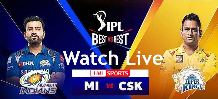 IPL Live: Mumbai vs Chennai IPL Live Streaming 19 Sep 2020