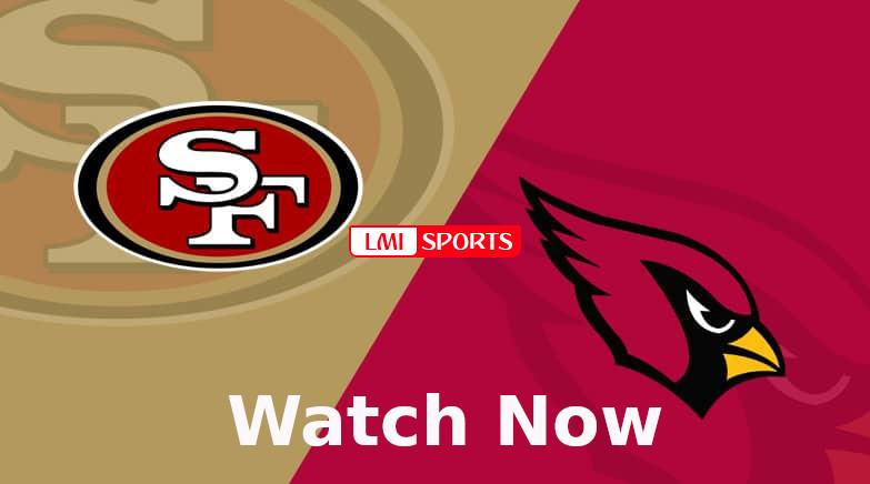NFL Live: 49ers vs Cardinals Reddit NFL Streams 13 Sep 2020