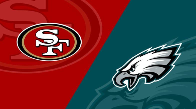 Philadelphia Eagles vs San Francisco 49ers Reddit NFL Streams