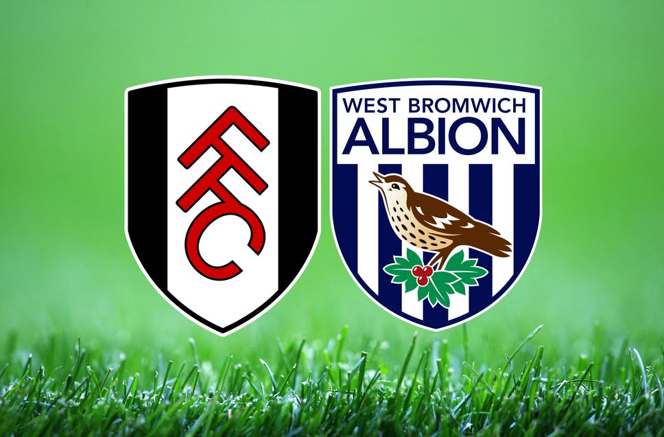 EPL Live: Fulham vs West Bromwich Reddit Soccer Streams 02 Nov 2020