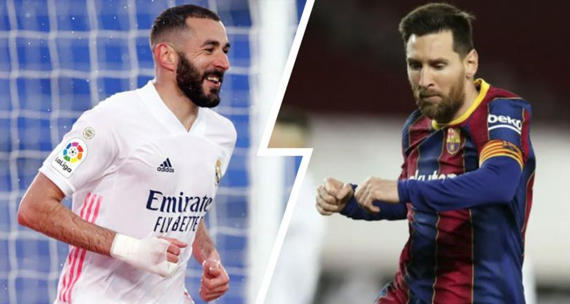 El Clasico: Real Madrid vs Barcelona Soccer Reddit Streams 10 Apr 2021
