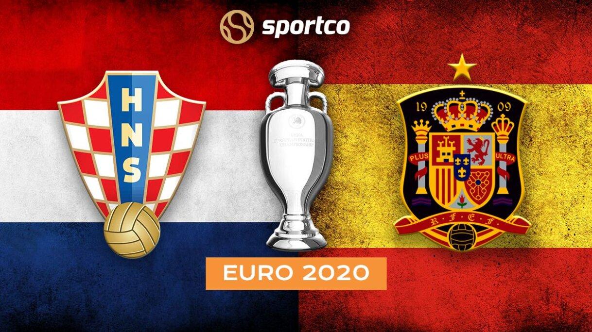 Euro 2020 LIVE! Croatia vs Spain Reddit Soccer Streams 28 June 2021